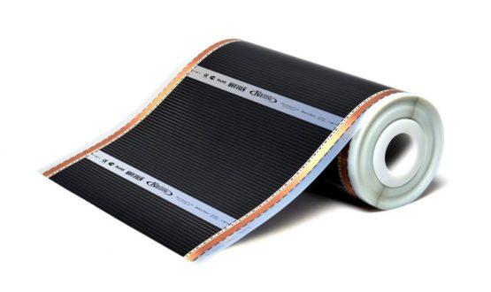 Инфракрасный теплый пол XM 305-h (для сауны)