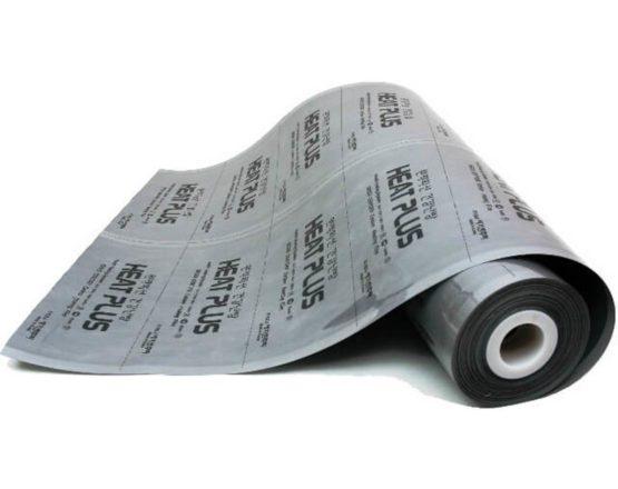 Инфракрасная плёнка Heat Plus Premium APN-410-180 Silver