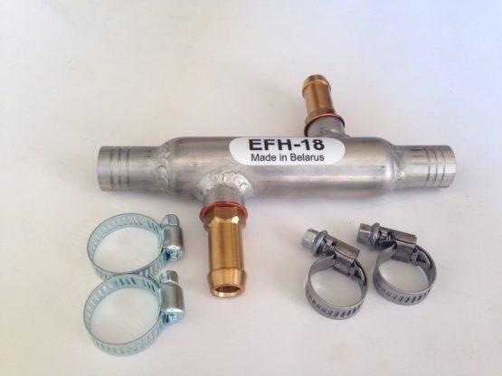 Теплообменный подогреватель дизельного топлива «Sever-S» EFH