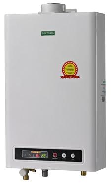 Газовая колонка Termaxi JSG20-R 10 белая (модуляция пламени)