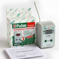 Терморегулятор PULSE PT20-N1 (10А)